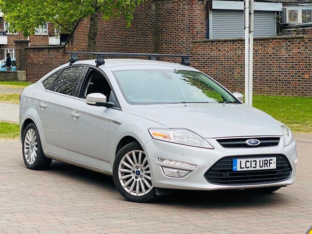 Ford Mondeo Hatchback 1.6 TD ECO Zetec Business (s/s) 5dr