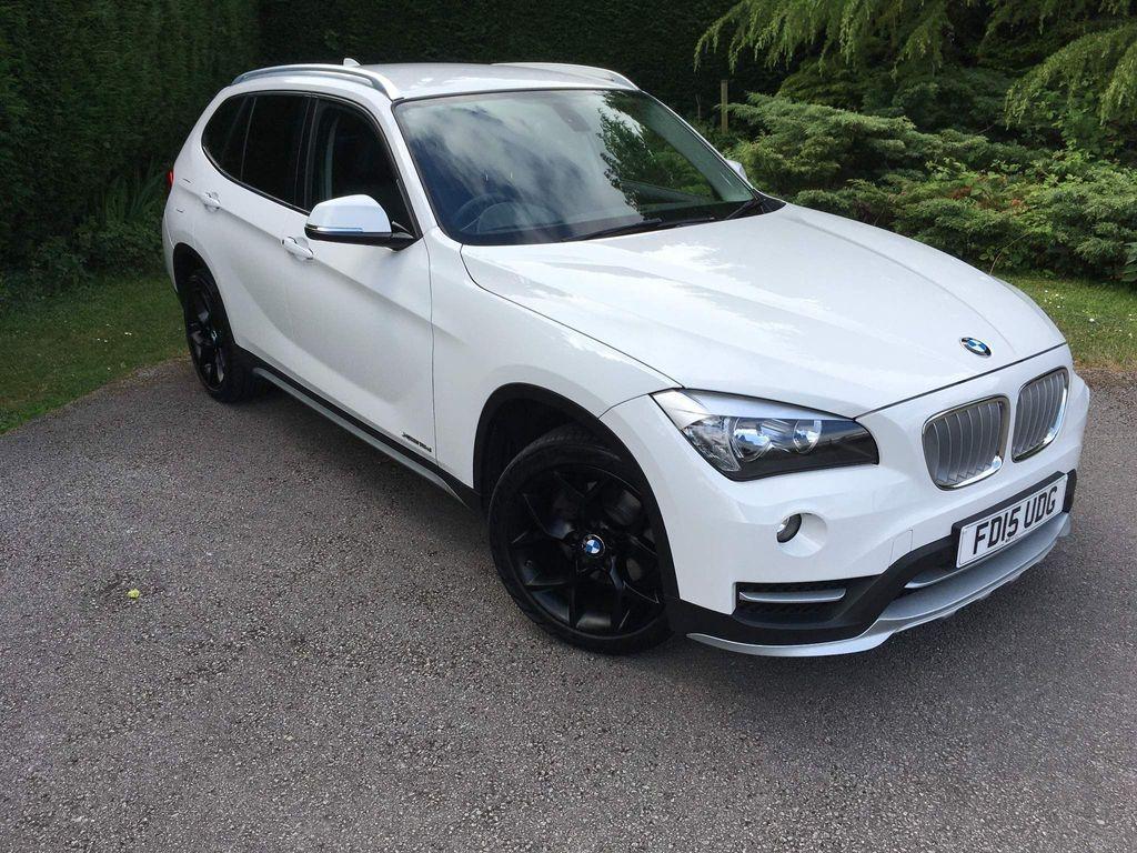 BMW X1 SUV 2.0 18d xLine Auto xDrive 5dr