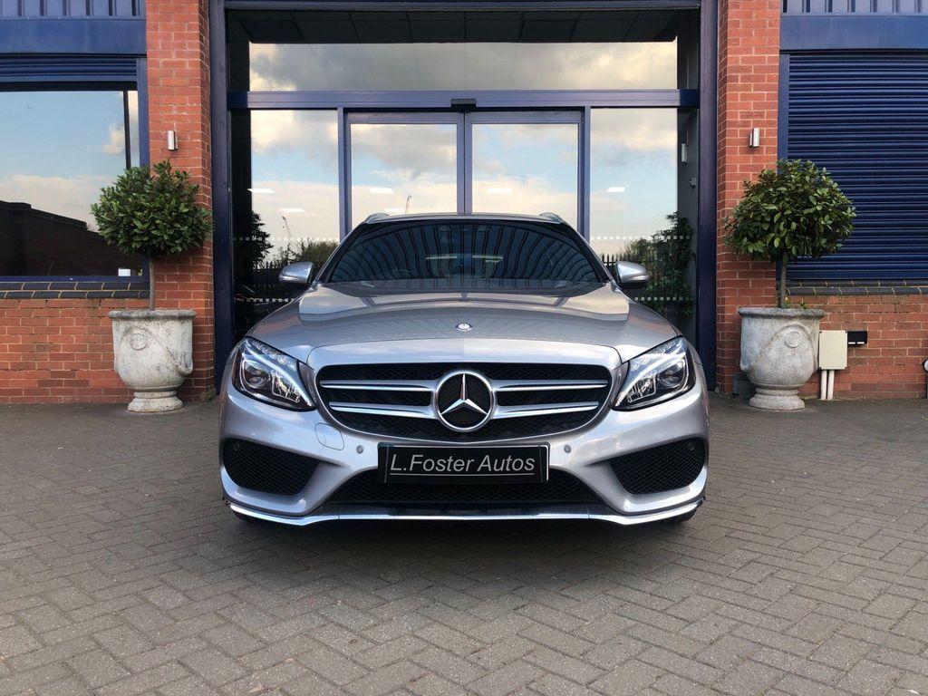 Mercedes-Benz C Class Estate 1.6 C200 CDI BlueTEC AMG Line (s/s) 5dr