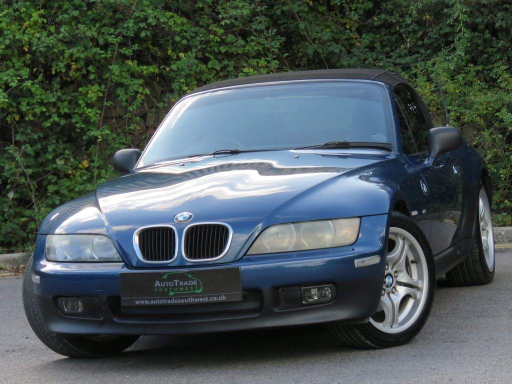 BMW Z3 Convertible 1.9 Sport 2dr