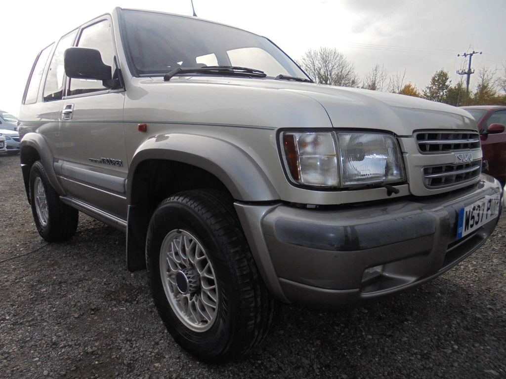 Isuzu Trooper SUV 3.5 V6 Citation 4x4 3dr