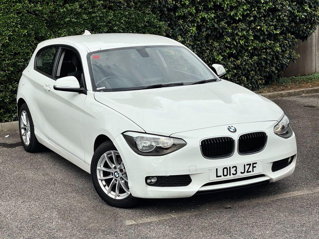 BMW 1 Series Hatchback 2.0 116d SE Sports Hatch 3dr