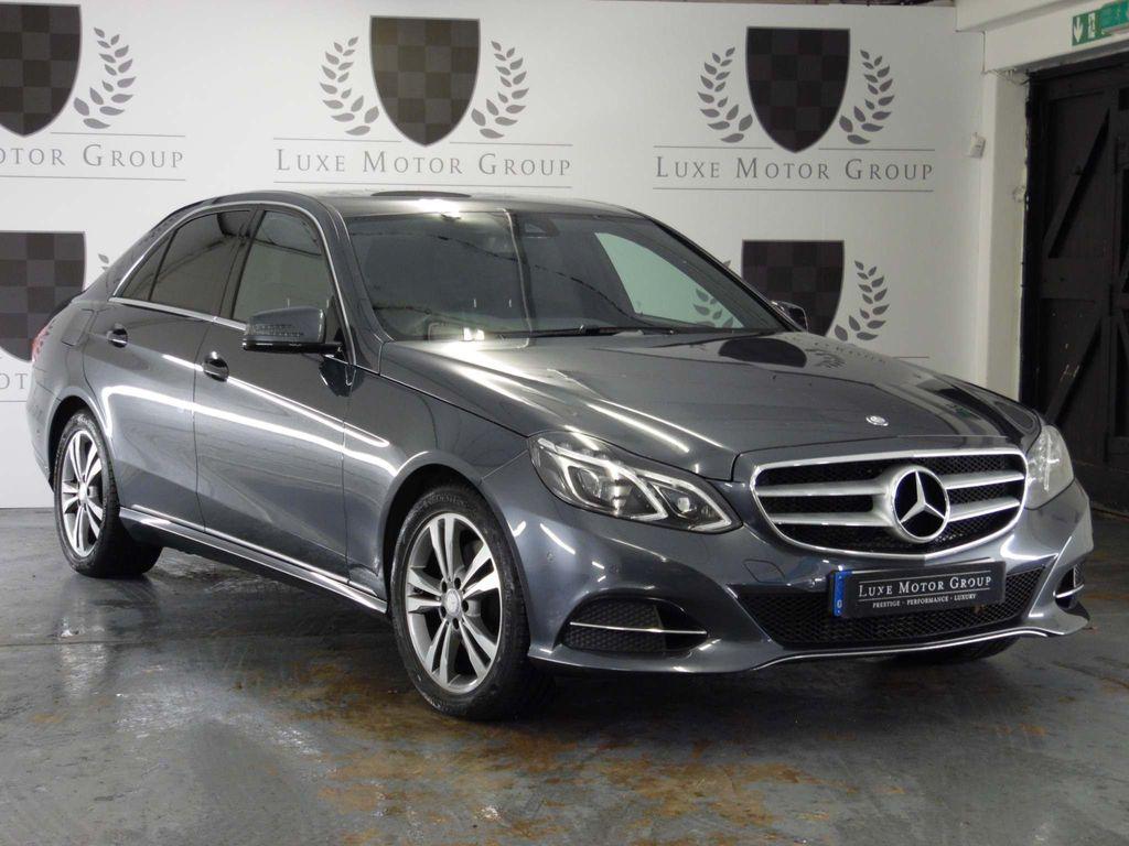 Mercedes-Benz E Class Saloon 2.1 E250 CDI SE 7G-Tronic Plus 4dr