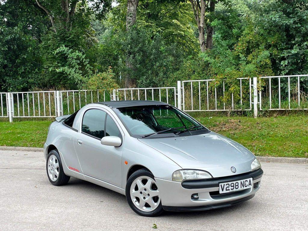 Vauxhall Tigra Coupe 1.4 i 16v Chequers Ltd Edn 3dr