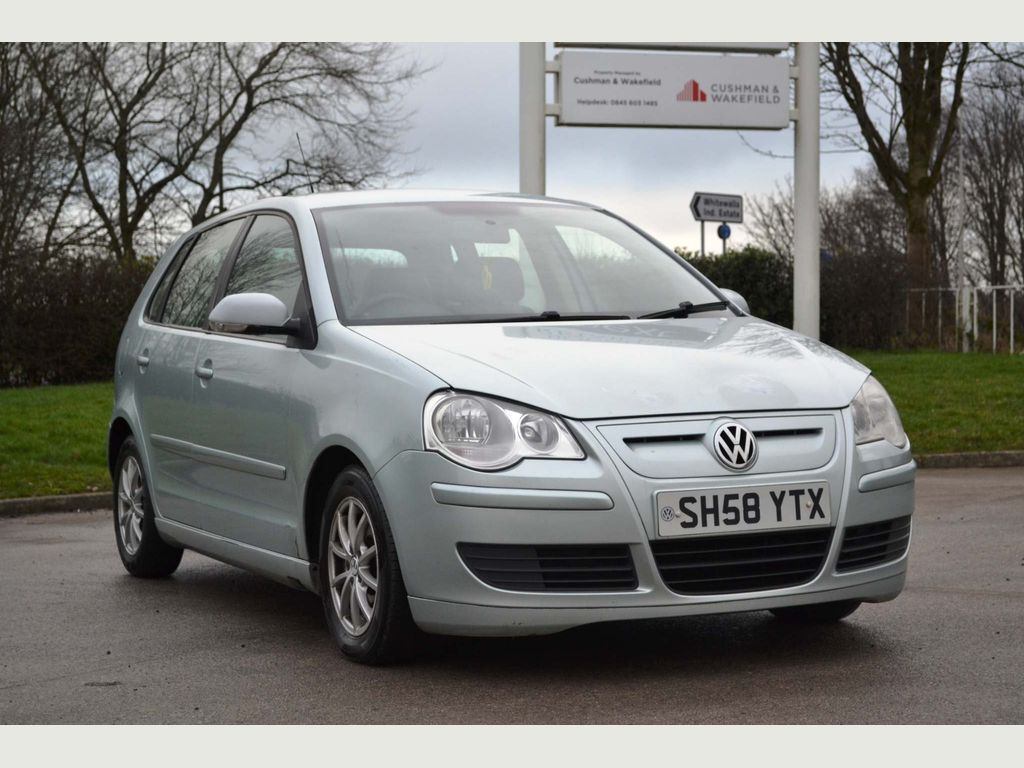 Volkswagen Polo Hatchback 1.4 TDI BlueMotion Tech 1 5dr