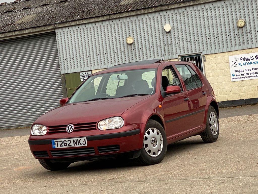 Volkswagen Golf Hatchback 1.6 SE 5dr