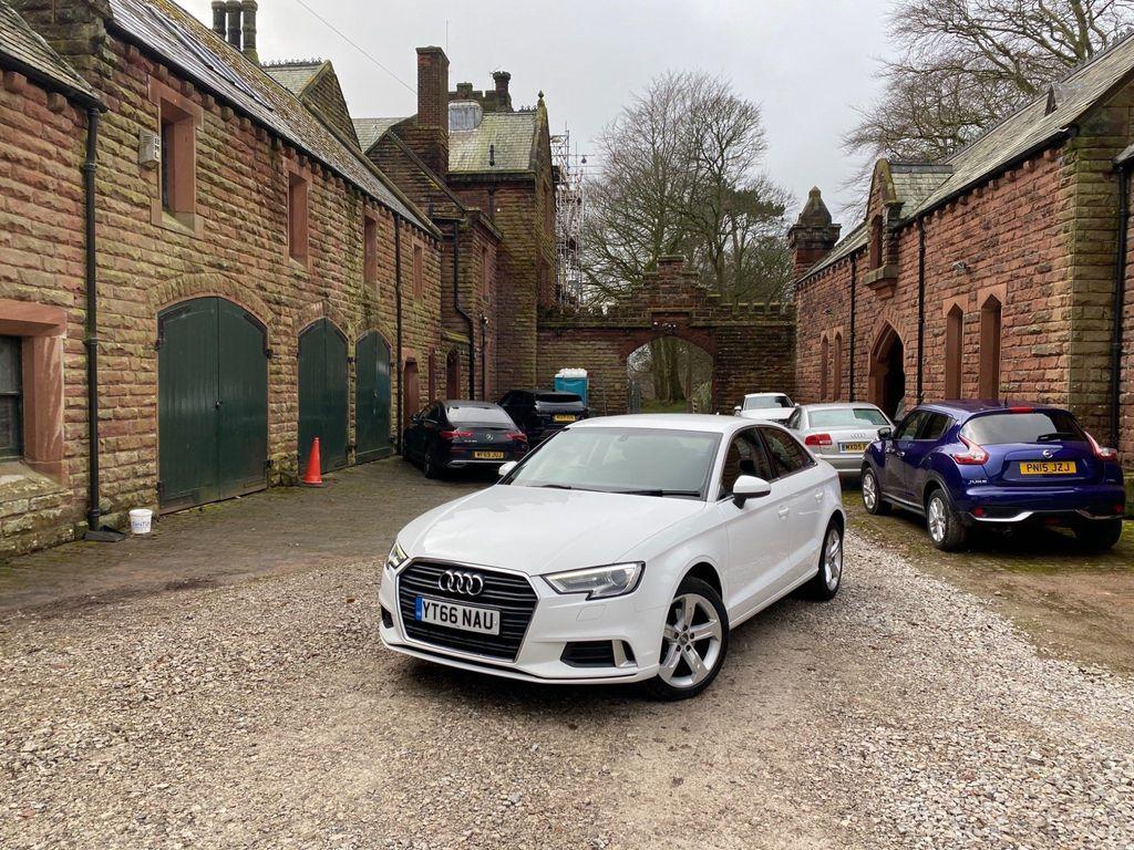 Audi A3 Saloon 1.6 TDI Sport (s/s) 4dr