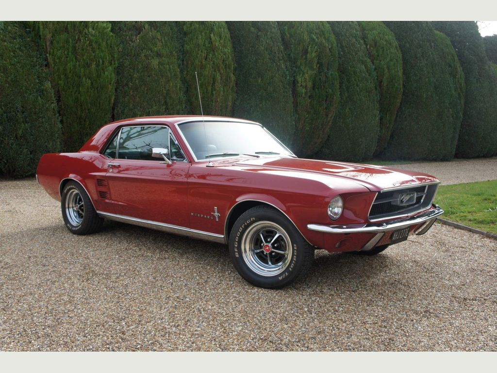 Ford Mustang Coupe 289 (4.7) V8 AUTO COUPE