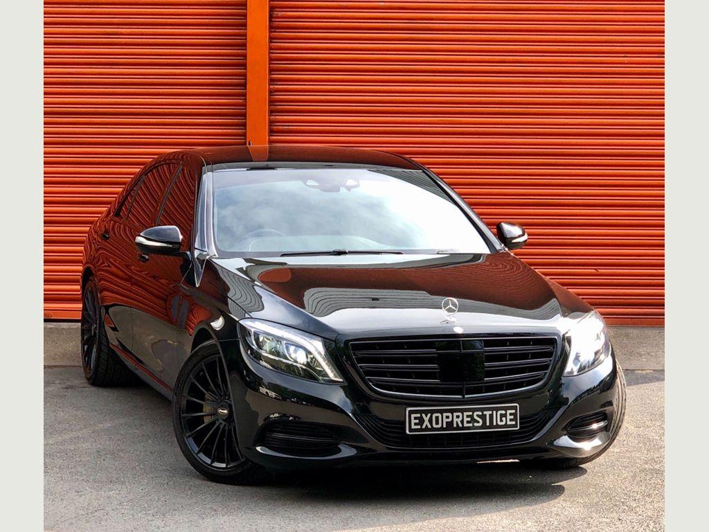 Mercedes-Benz S Class Saloon 3.0 S350L d SE Line (Executive) LWB Saloon 9G-Tronic (s/s) 4dr
