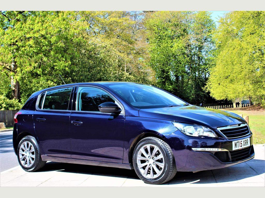 Peugeot 308 Hatchback 1.2 e-THP PureTech Active (s/s) 5dr