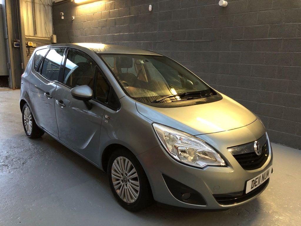 Vauxhall Meriva MPV 1.3 CDTi Excite 5dr (a/c)
