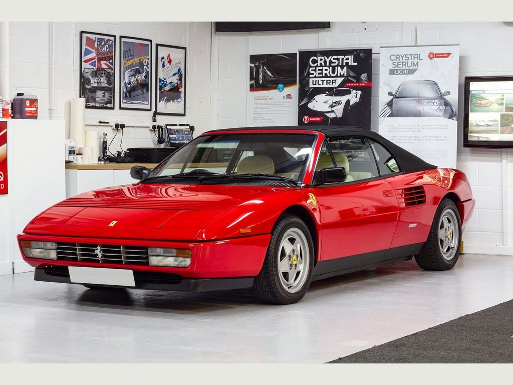 Ferrari Mondial Convertible 3.4 T Cabriolet 2dr