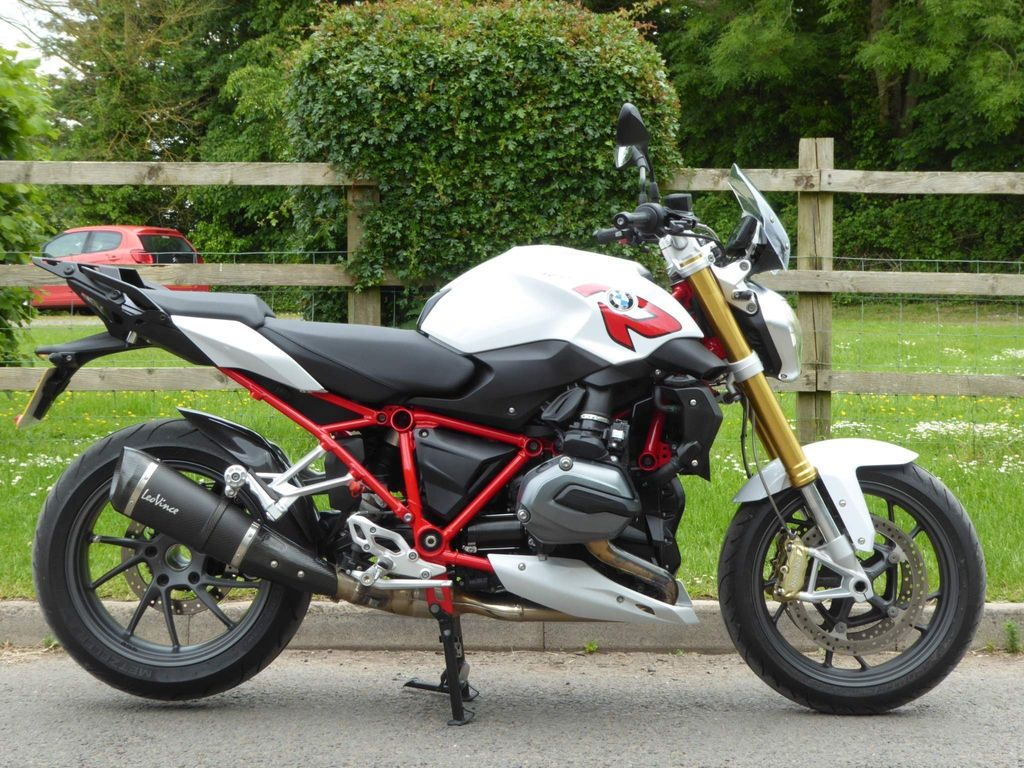 BMW R1200R Naked Sport ABS Naked