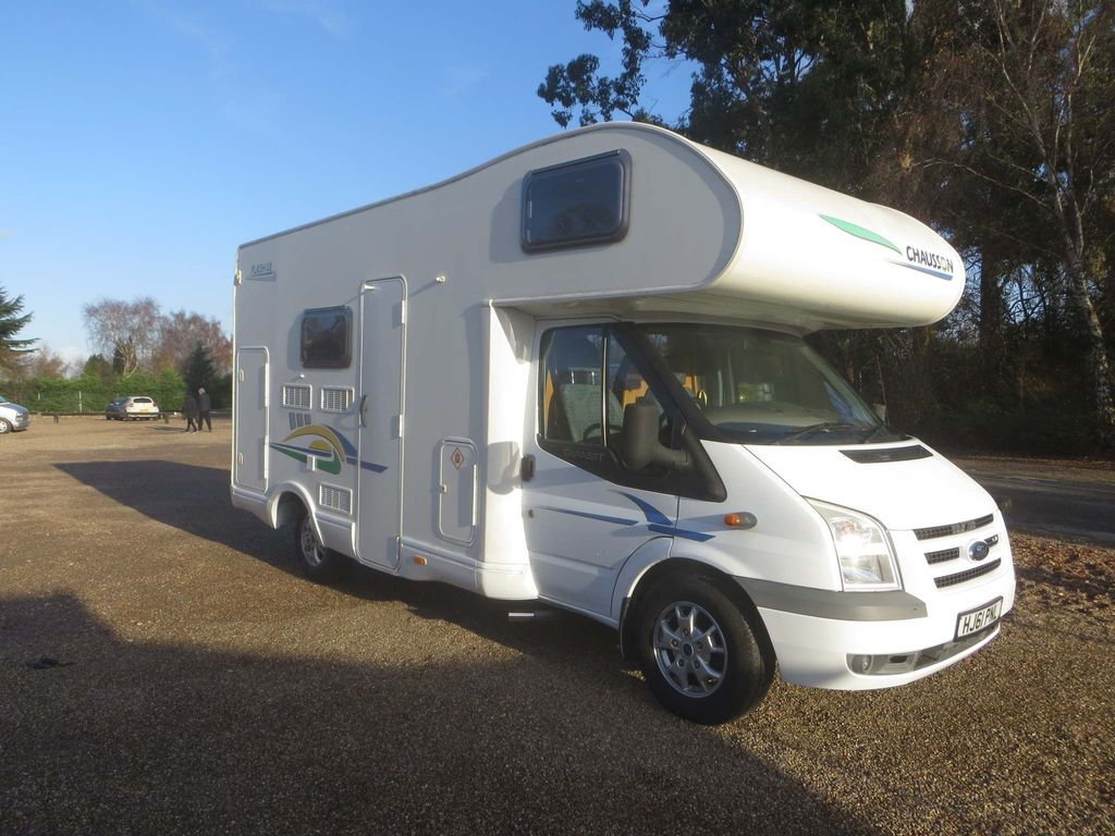 Chausson Flash S3 Motorhome Chauson Flash S3