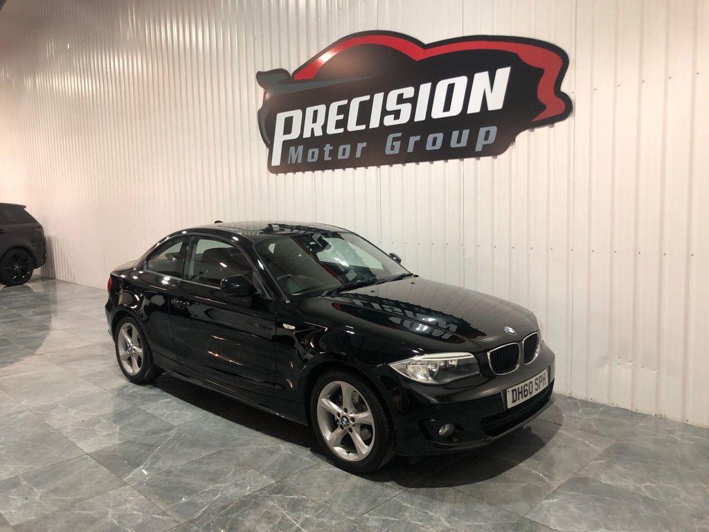 BMW 1 Series Coupe 2.0 120i SE Auto 2dr
