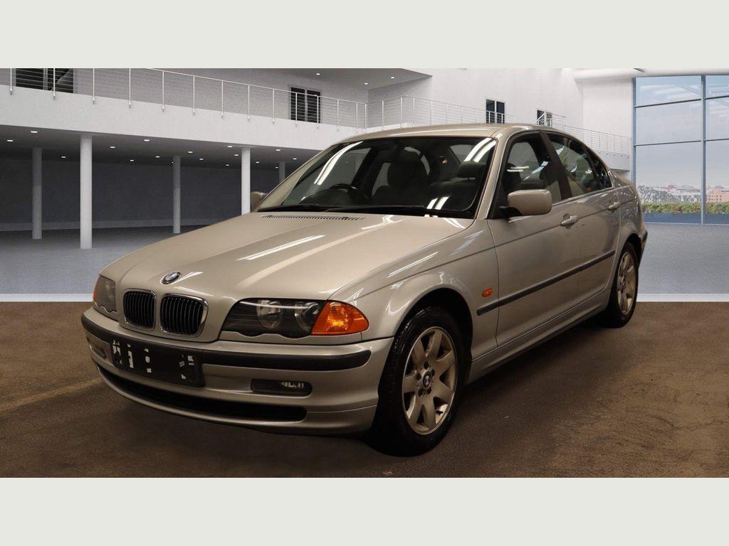 BMW 3 Series Saloon 2.5 323i SE 4dr