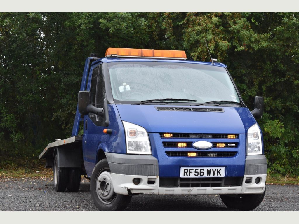 Ford Transit Chassis Cab 2.4 TDCi 350 Chassis Cab RWD EF 2dr (DRW, Extended Frame, LWB)