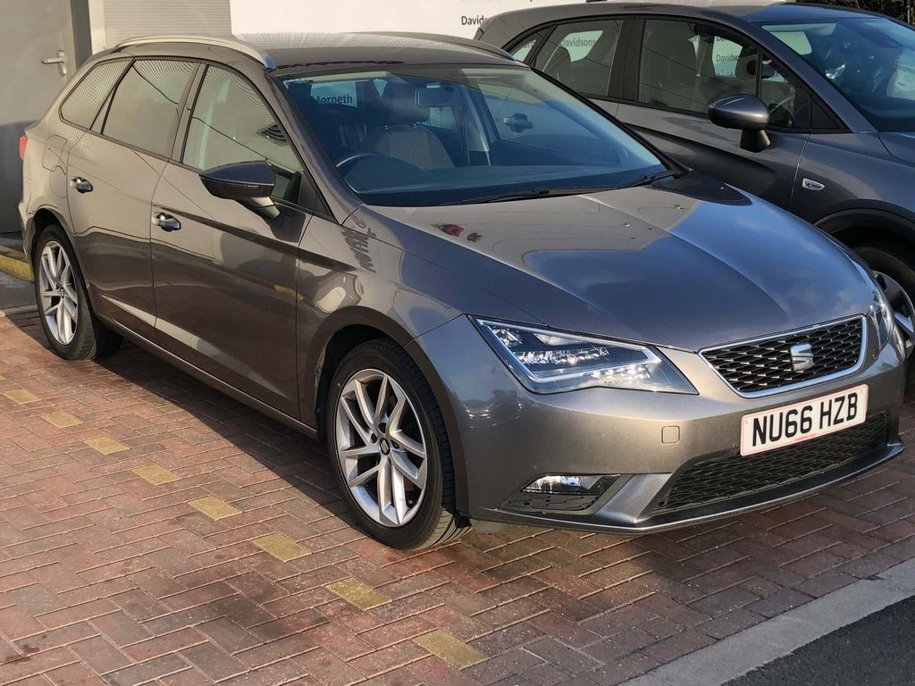 SEAT Leon Estate 1.6 TDI SE Dynamic (Tech Pack) ST (s/s) 5dr