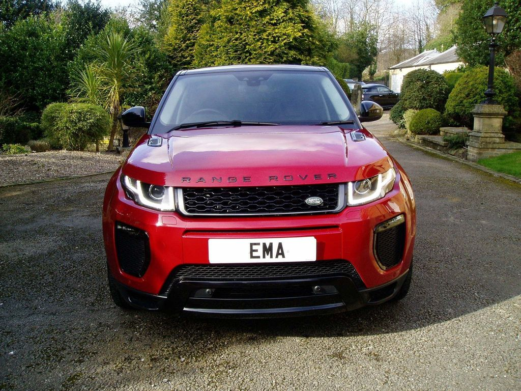 Used Land Rover Range Rover Evoque Suv 2.0 Td4 Hse Dynamic