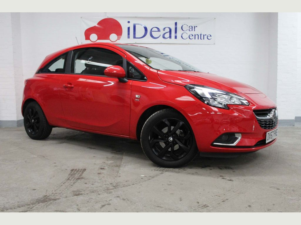 Vauxhall Corsa Hatchback 1.4i ecoTEC SRi 3dr