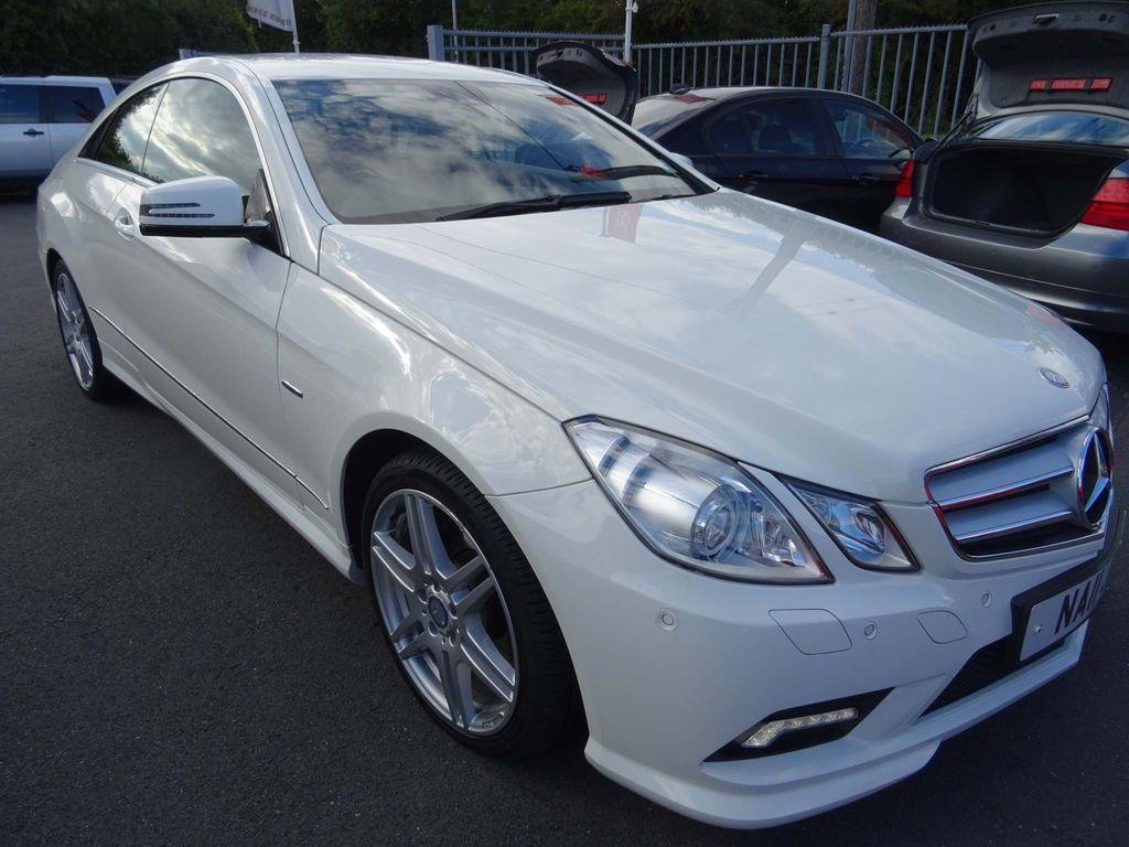 Mercedes-Benz E Class Coupe 3.0 E350 CDI Sport Auto 2dr