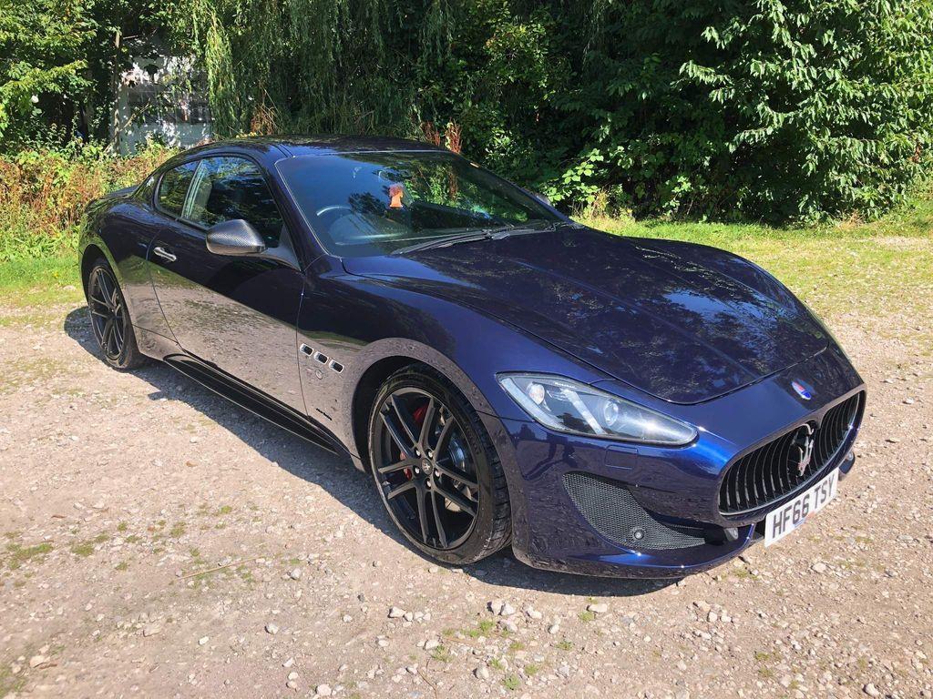 Maserati Granturismo Coupe 4.7 V8 Sport Auto 2dr EU5