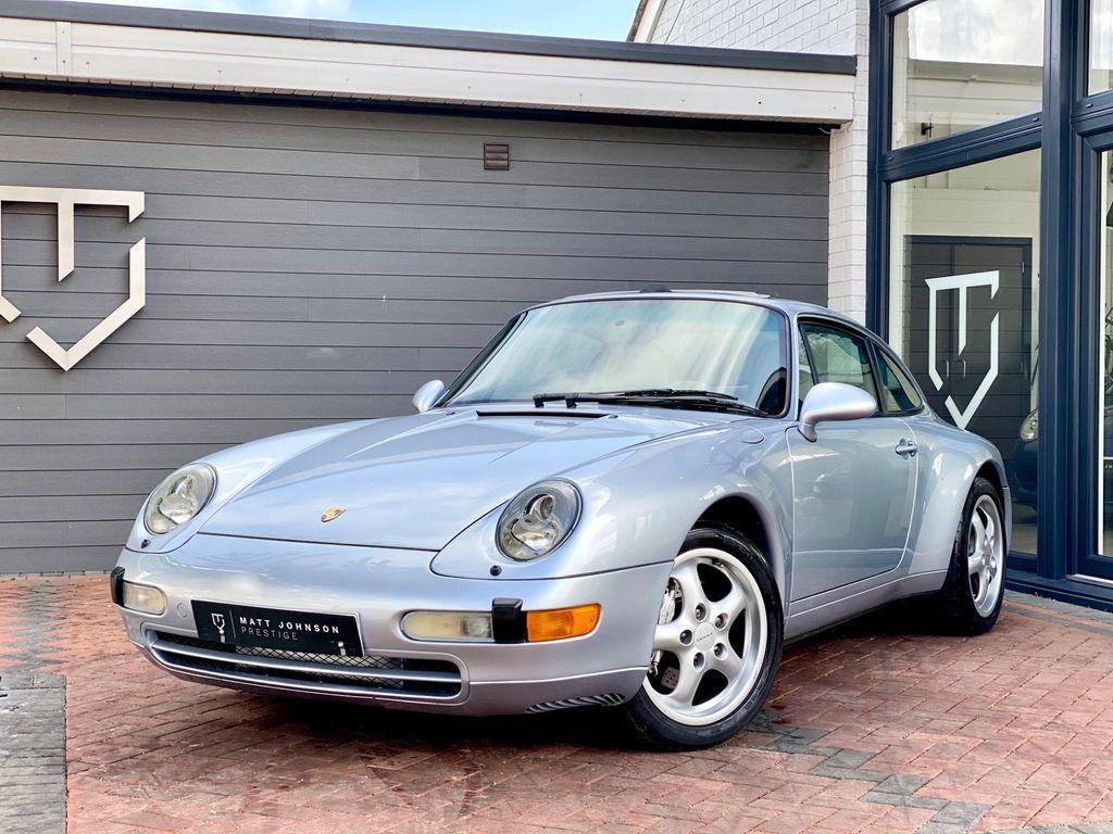 Porsche 911 Coupe 3.6 993 Carrera 4 AWD 2dr