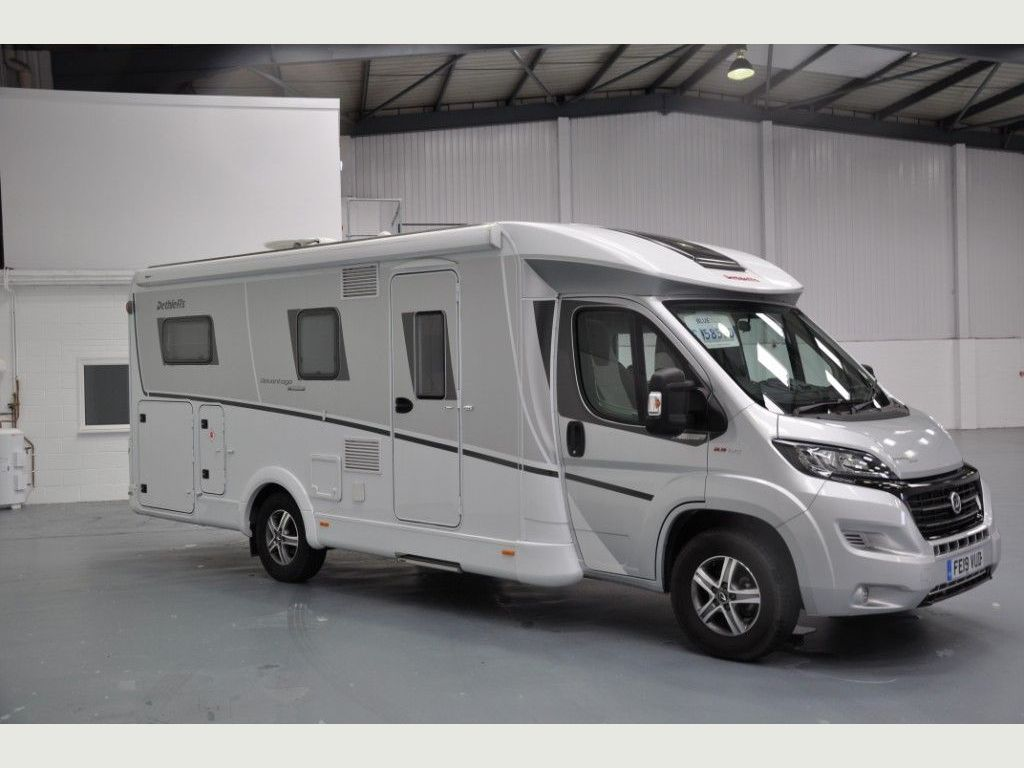 Dethleffs Advantage Motorhome T 7051 Automatic
