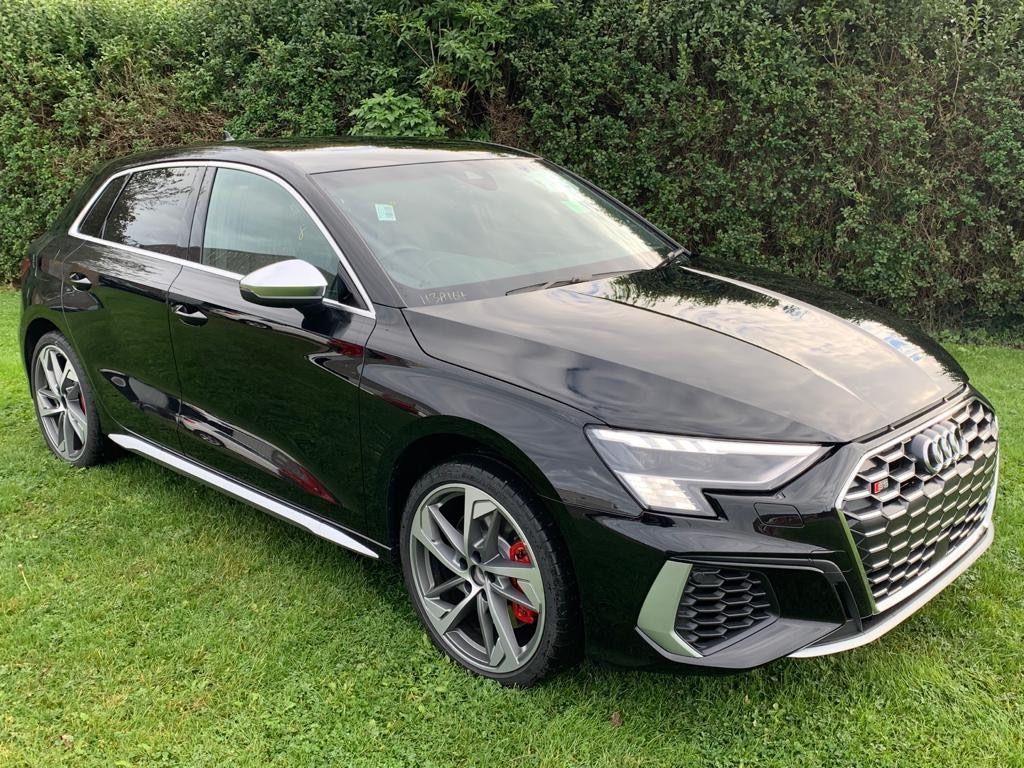 Audi S3 Hatchback 2.0 TFSI S Tronic quattro (s/s) 5dr