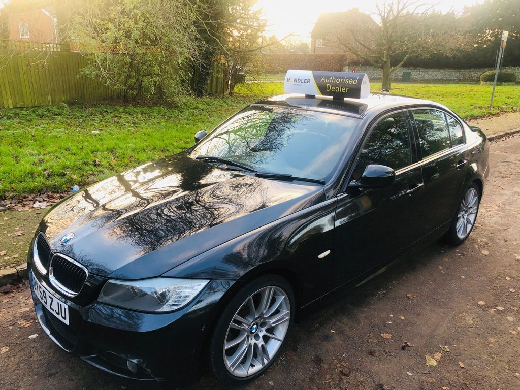 BMW 3 Series Saloon 2.0 320i M Sport Business Edition 4dr