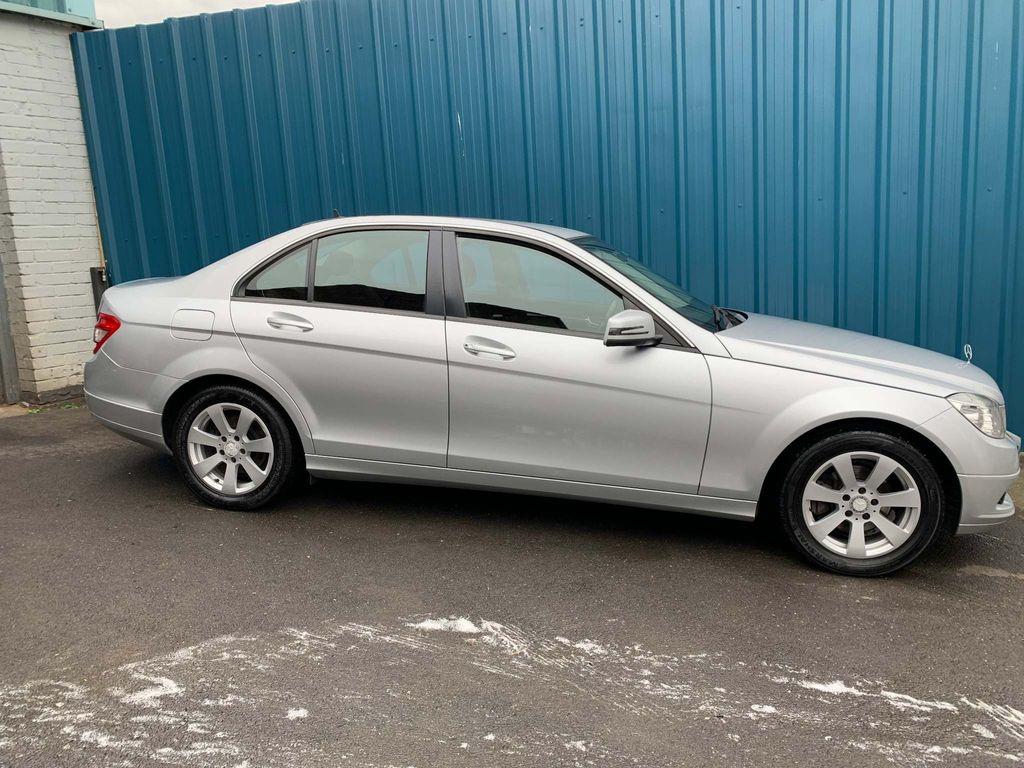 Mercedes-Benz C Class Saloon 2.1 C200 CDI SE 4dr