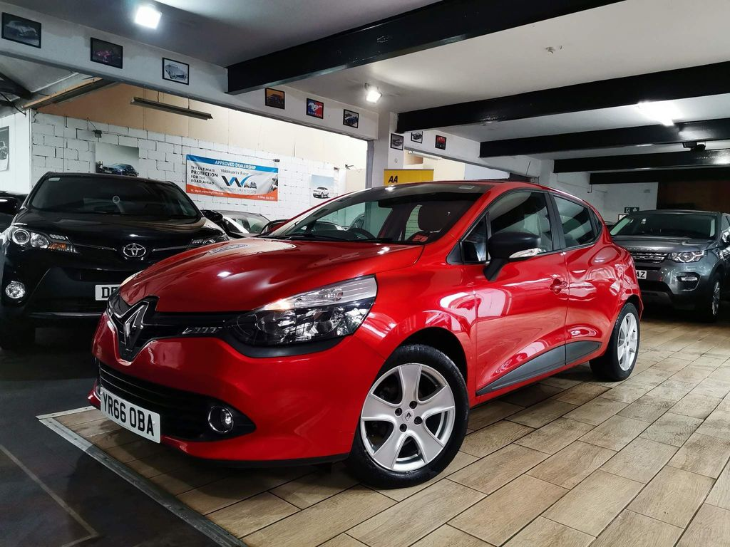 Renault Clio Hatchback 1.5 dCi Play (s/s) 5dr