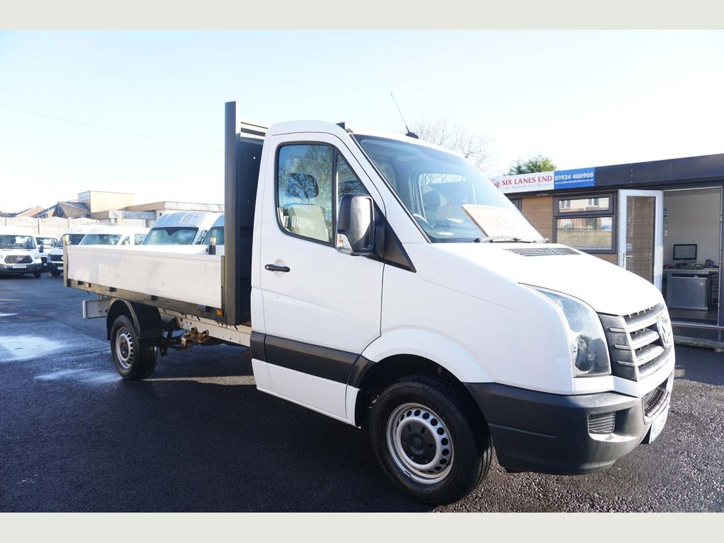 Volkswagen Crafter Dropside 2.0 TDI CR35 Dropside Truck
