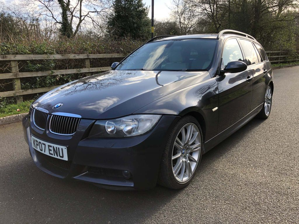 BMW 3 Series Estate 3.0 330i M Sport Touring 5dr