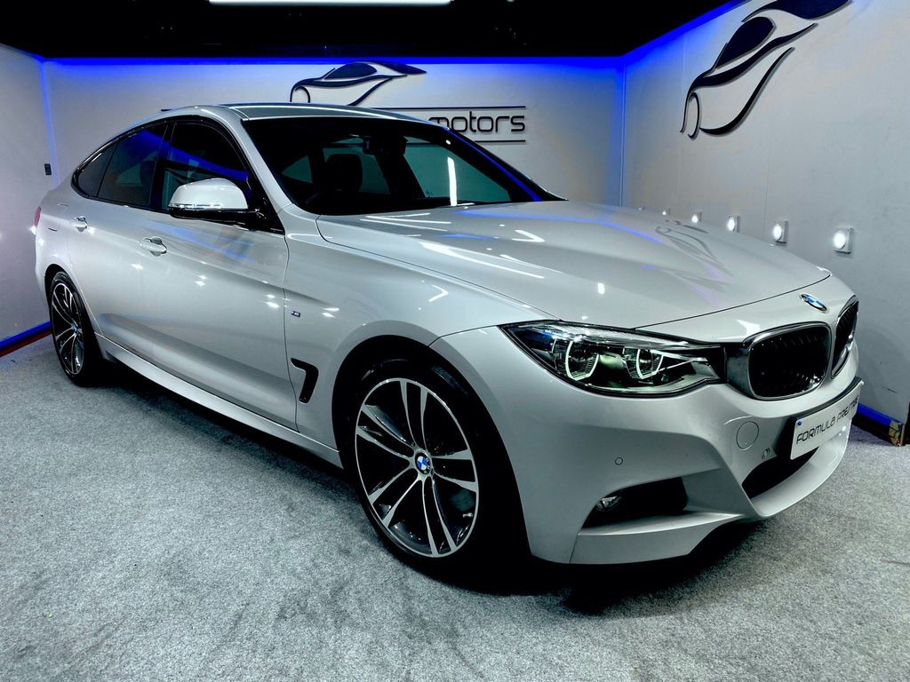 BMW 3 Series Gran Turismo Hatchback 3.0 330d M Sport Gran Turismo Auto xDrive (s/s) 5dr