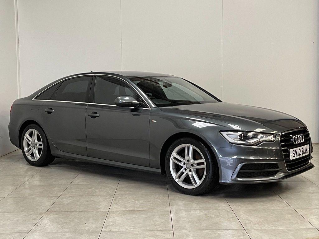 Audi A6 Saloon Saloon 2.0 TDI S line 4dr