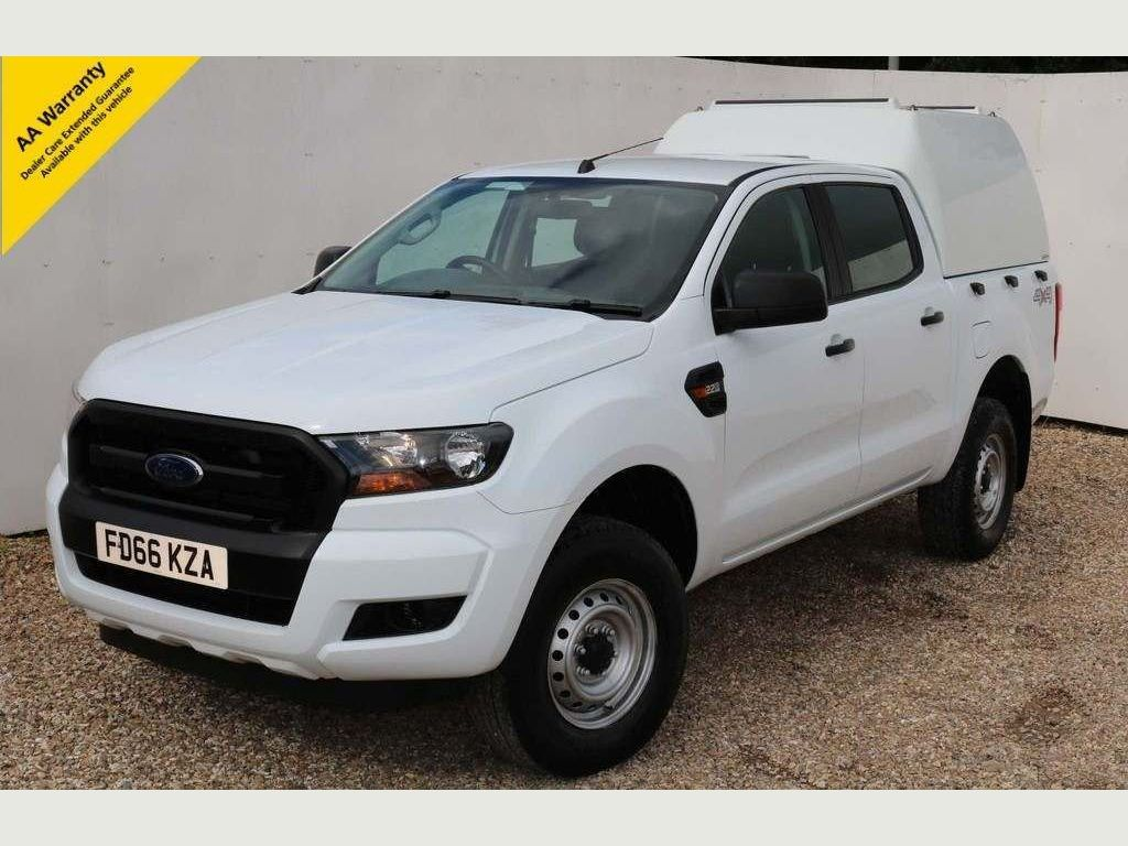 Ford Ranger Unlisted FORD RANGER DOUBLE CAB XL 2.2 TDCI