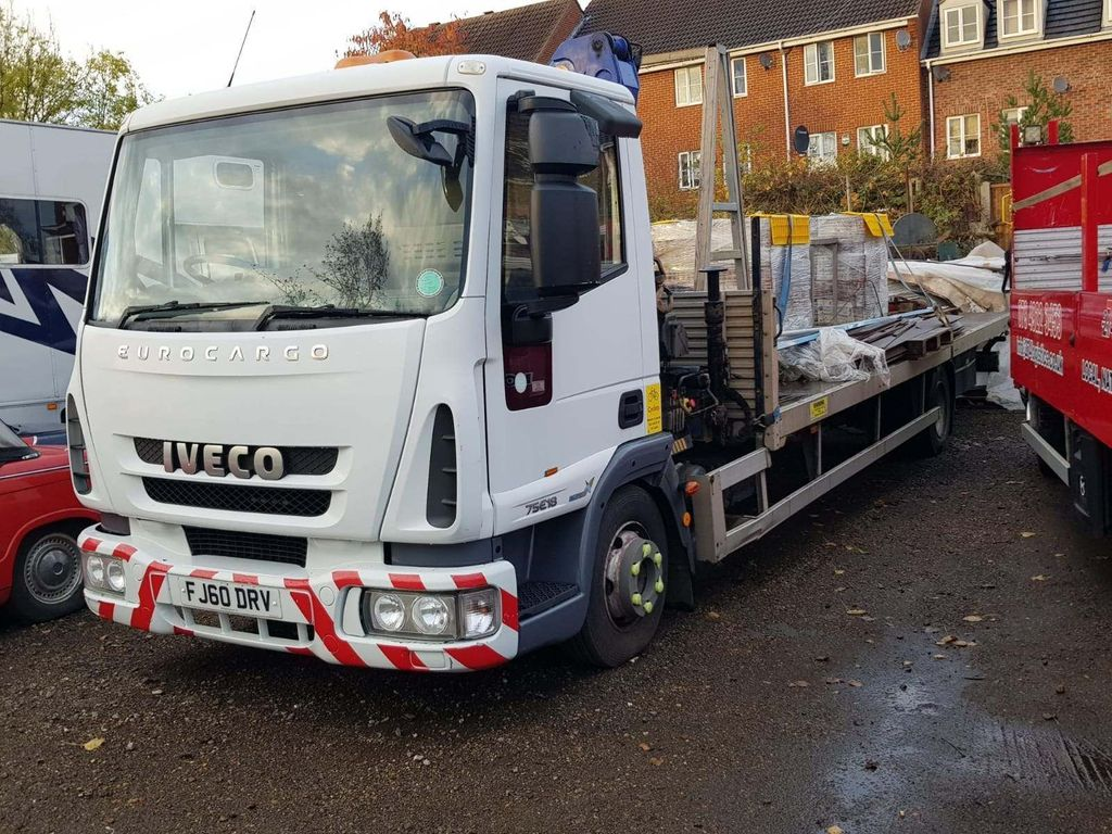 Iveco Eurocargo Unlisted flat lorry