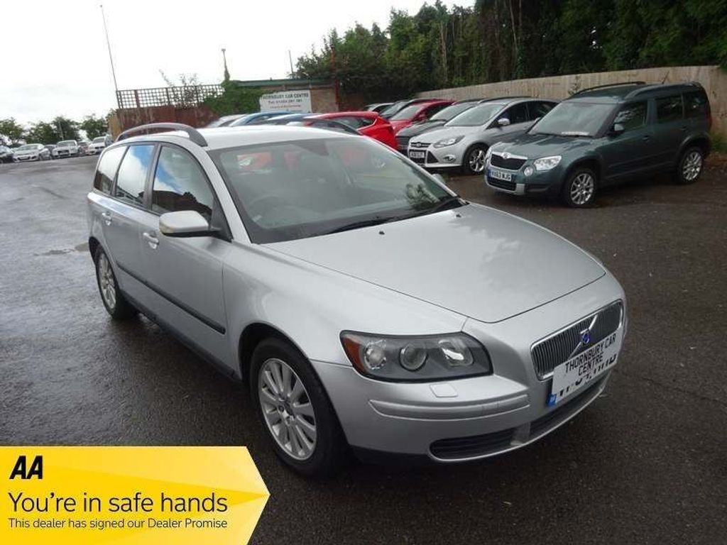 Volvo V50 Estate 2.4 S 5dr