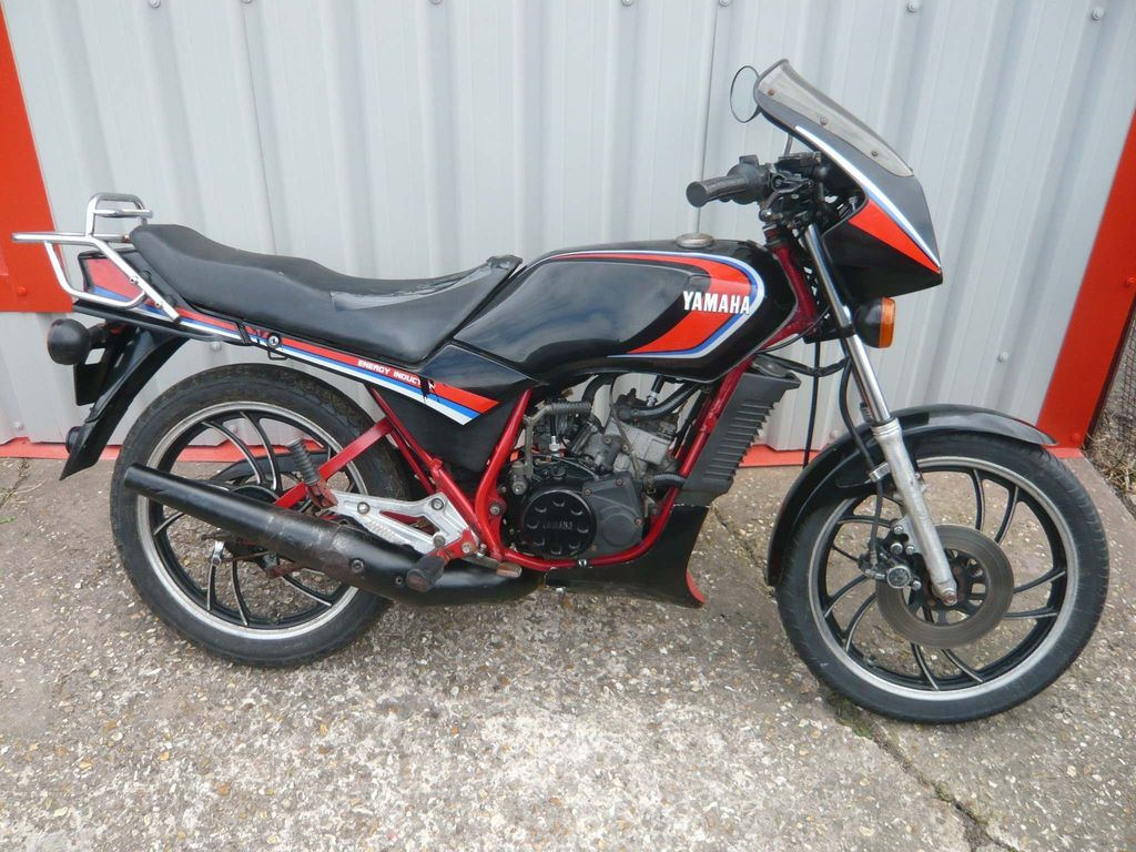 Yamaha RD125LC Sports Tourer 125