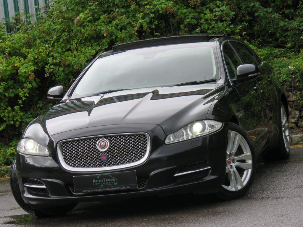 Jaguar XJ Saloon 3.0d V6 Premium Luxury Auto (s/s) 4dr (LWB)