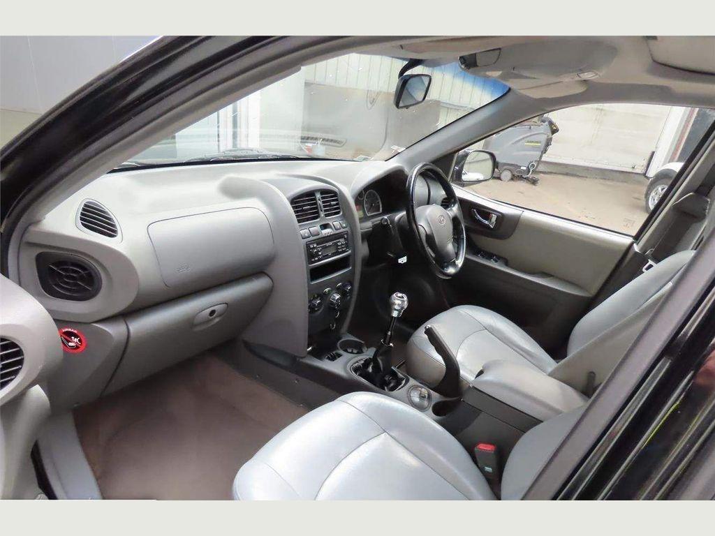 Hyundai Santa Fe SUV 2.0 CRTD CDX 5dr
