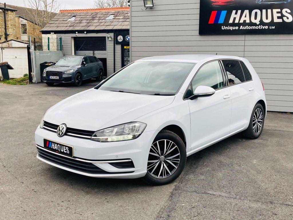Volkswagen Golf Hatchback 1.6 TDI SE Nav DSG (s/s) 5dr