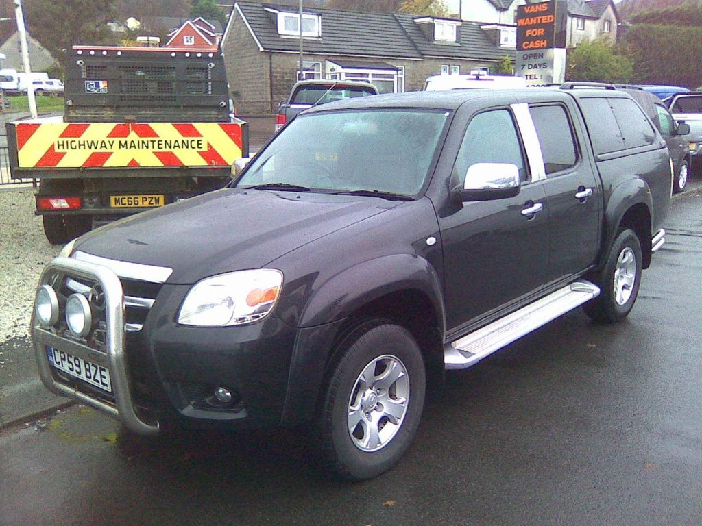 Mazda BT-50 Pickup 3.0 TD Intrepid Double Cab Pickup 4x4 4dr