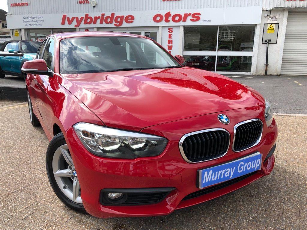 BMW 1 Series Hatchback 1.6 118i SE Auto (s/s) 5dr