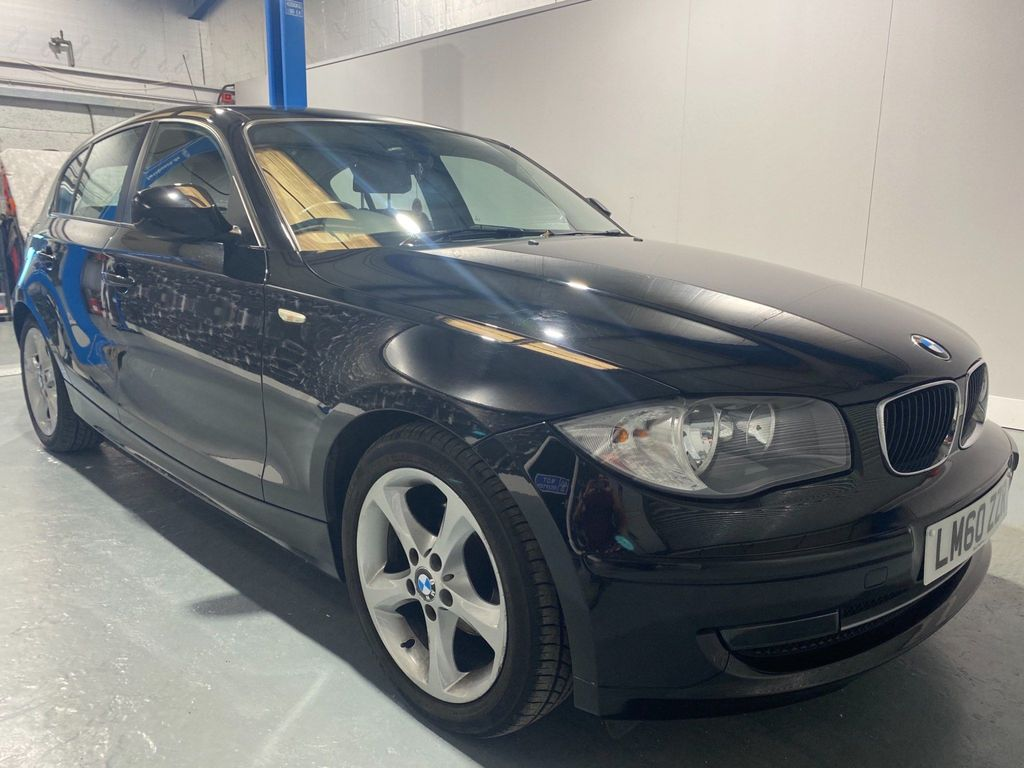 BMW 1 Series Hatchback 2.0 116d Sport 5dr