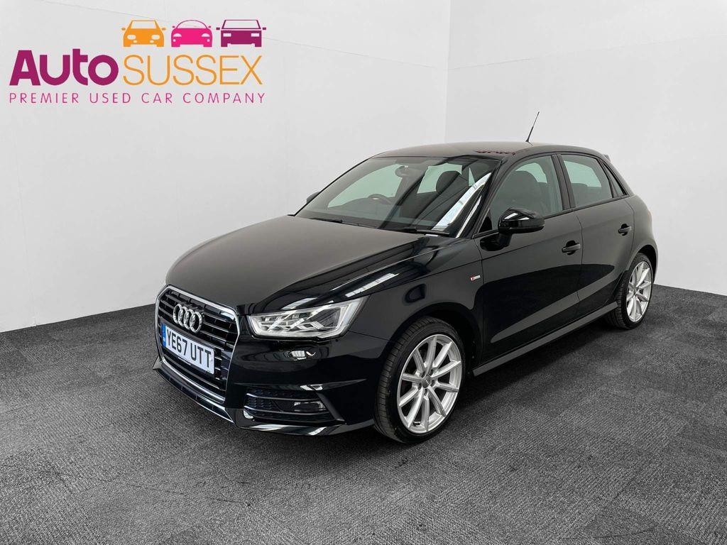 Audi A1 Hatchback 1.4 TFSI CoD S line Sportback (s/s) 5dr