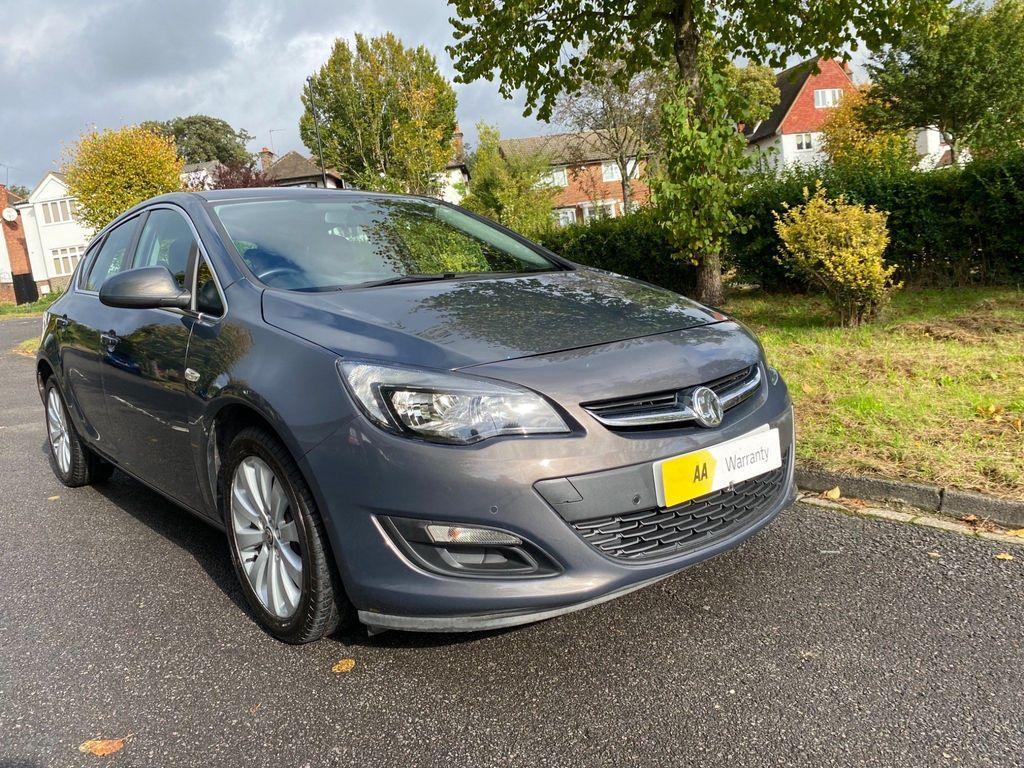 Vauxhall Astra Hatchback 1.6 16v Tech Line Auto 5dr