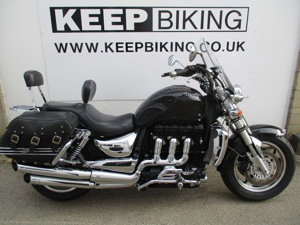 Triumph Rocket III Naked 2300