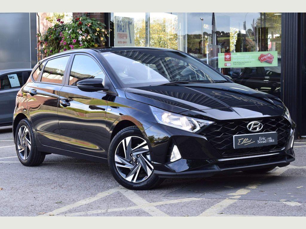 Hyundai i20 Hatchback 1.0 T-GDi MHEV SE Connect (s/s) 5dr